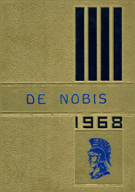 1968 South Allegheny High School Yearbook Cover