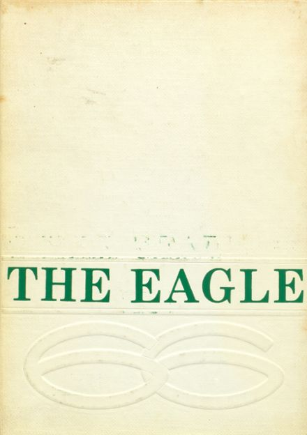 1966 Stratton High School Yearbook Cover