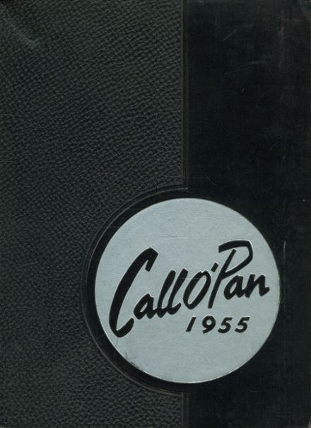 1955 The Blake School Yearbook Cover