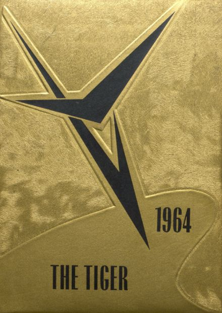 1964 Worth County R-III High School Yearbook Cover