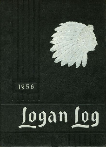 1956 Armagh Brown Joint High School Yearbook Page 1