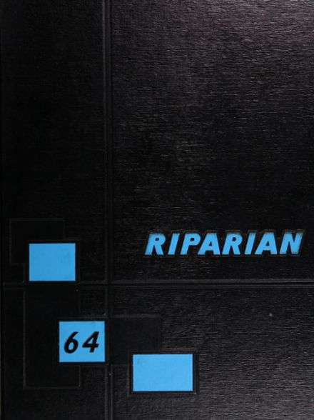 1964 Broad Ripple High School 717 Yearbook Cover