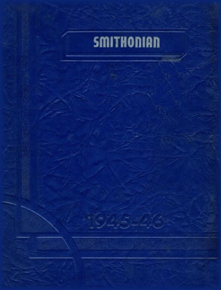 1946 Smithfield High School Yearbook Cover