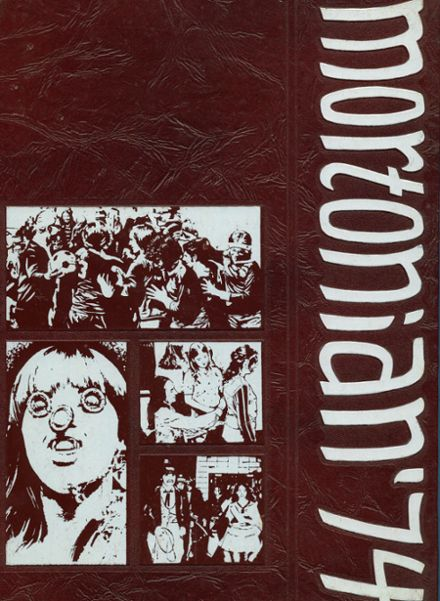 1974 J. Sterling Morton East High School Yearbook Cover