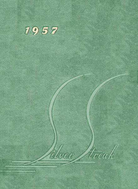1957 Steinmetz Academic Centre Yearbook Cover