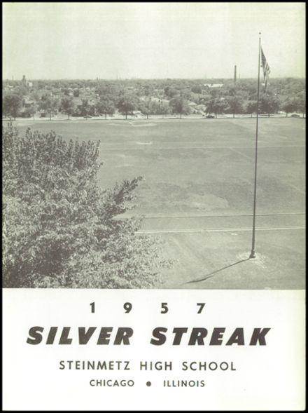 1957 Steinmetz Academic Centre Yearbook Page 7