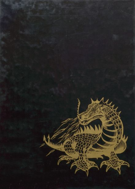 1989 Cameron High School Yearbook Cover