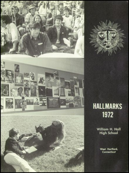 1972 Hall High School Yearbook Page 5