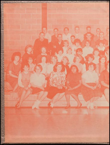 1966 Rib Lake High School Yearbook Page 2