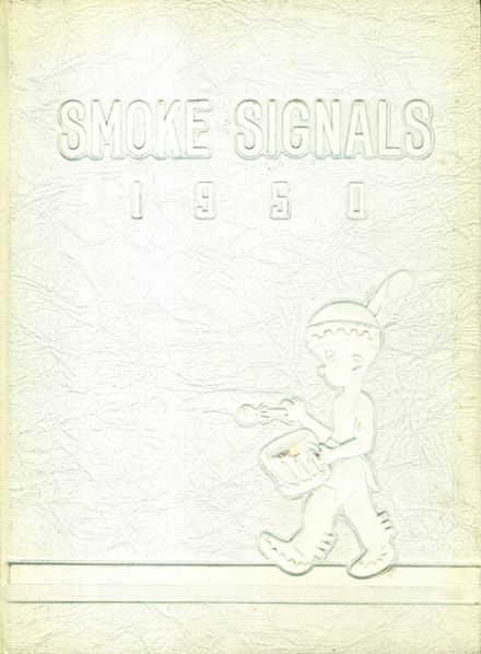 1950 Arvada High School Yearbook Cover