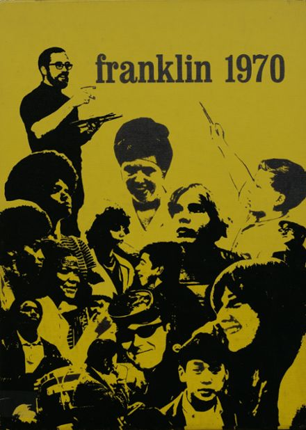 1970 Franklin High School Yearbook Page 1