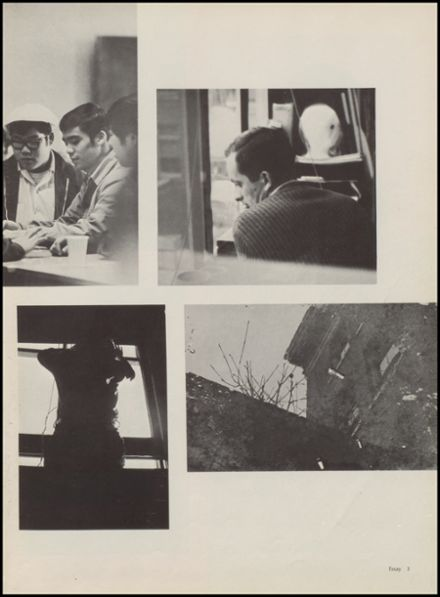 1970 Franklin High School Yearbook Page 7