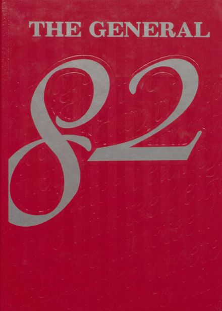 1982 Abbeville Christian Academy Yearbook Cover