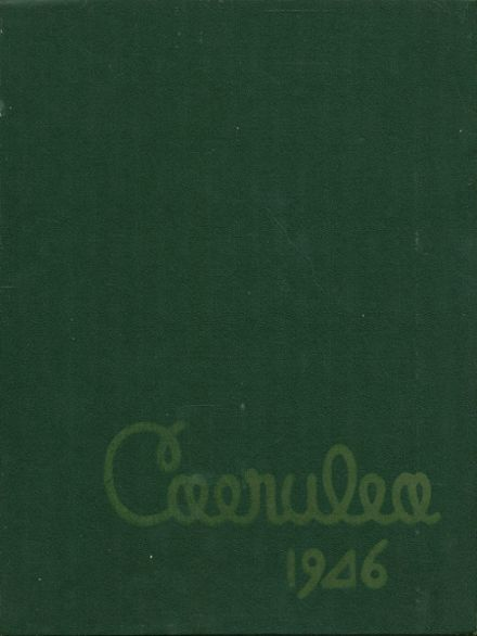 1946 Long Beach Polytechnic High School Yearbook Cover