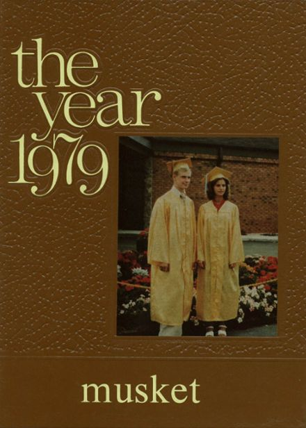 1979 Marquette Manor Baptist High School Yearbook Cover