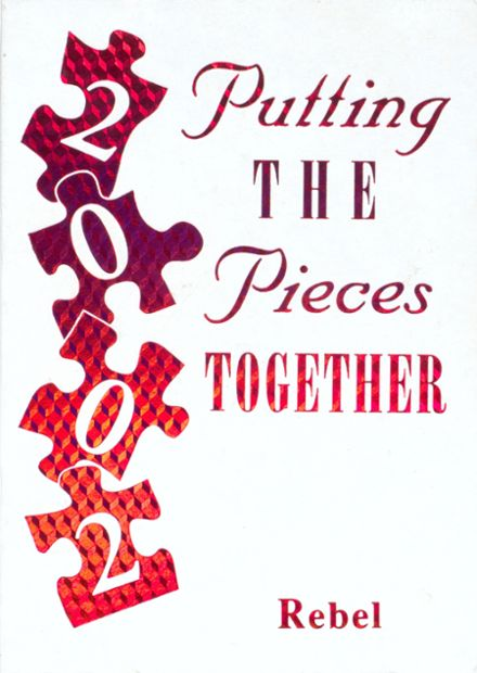 2002 Carroll Academy Yearbook Cover