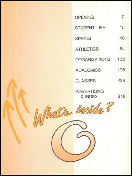 1990 Plant City High School Yearbook Page 3