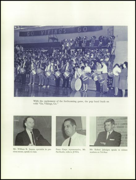 1963 Princeton High School Yearbook Page 8