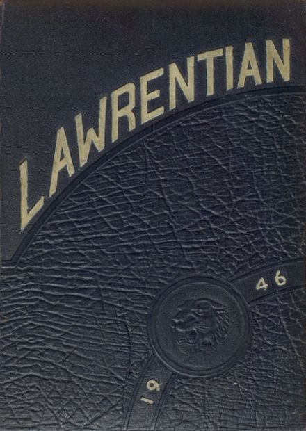 1946 Lawrence Park High School Yearbook Cover