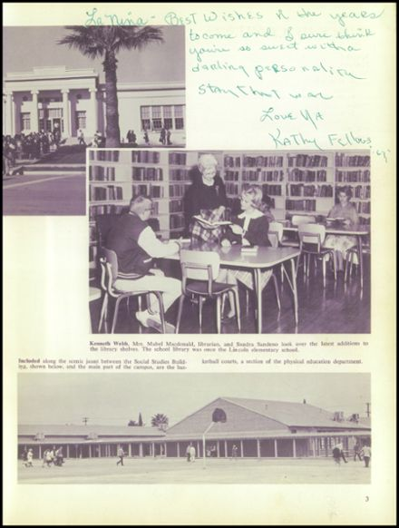 1963 Mesa High School Yearbook Page 7
