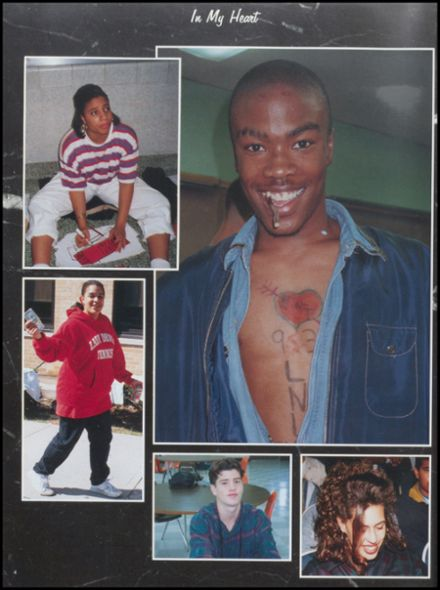 1994 Freeport High School Yearbook Page 8