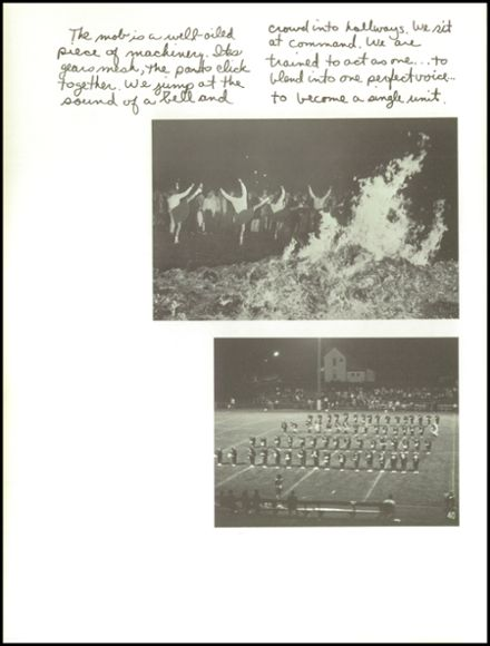 1969 Galion High School Yearbook Page 8