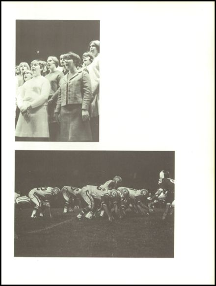 1969 Galion High School Yearbook Page 9