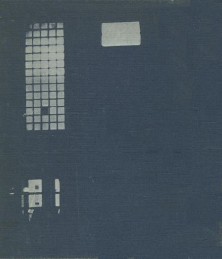 1971 Harrison High School Yearbook Cover