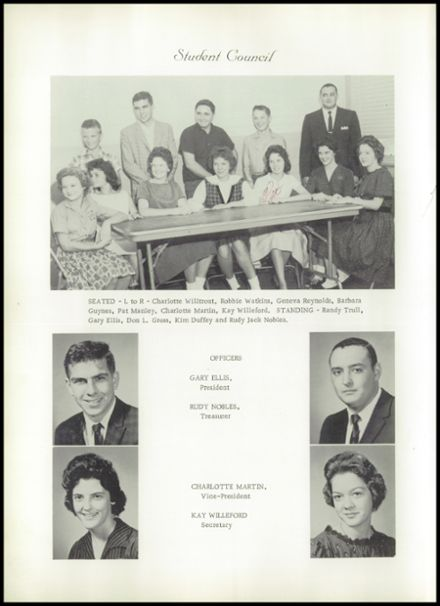 1962 New Diana High School Yearbook Page 8