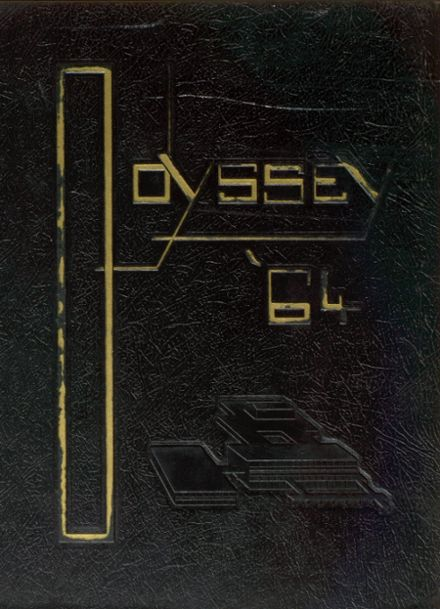 1964 Parkville High School Yearbook Cover