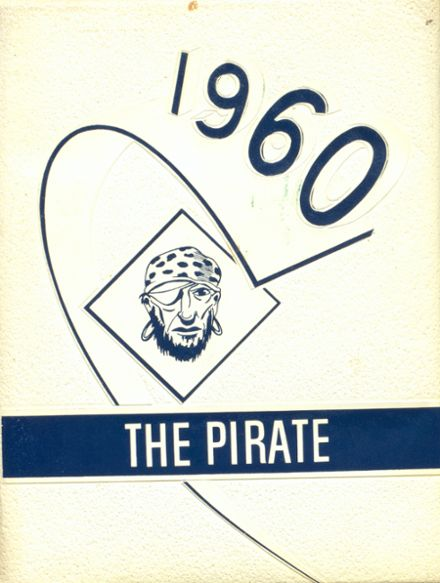 1960 Loyal High School Yearbook Cover