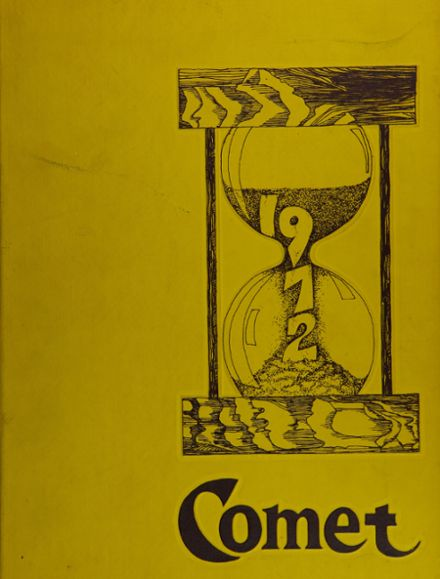 1972 Hicksville High School Yearbook Cover