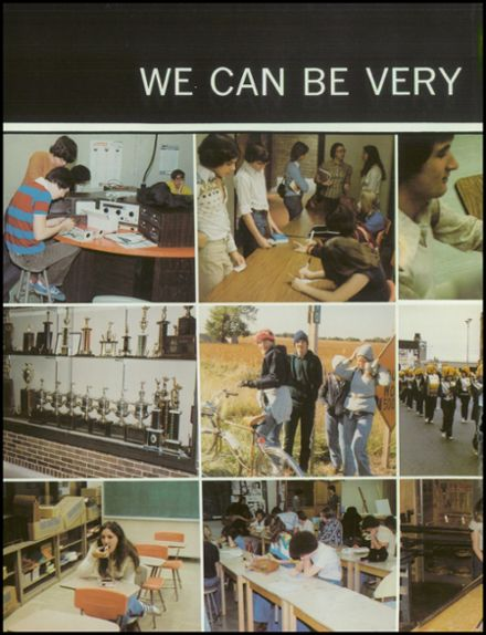 1978 Bryan High School Yearbook Page 6