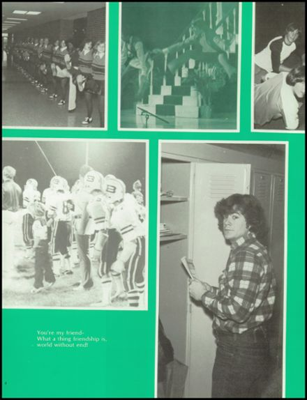 1978 Bryan High School Yearbook Page 8