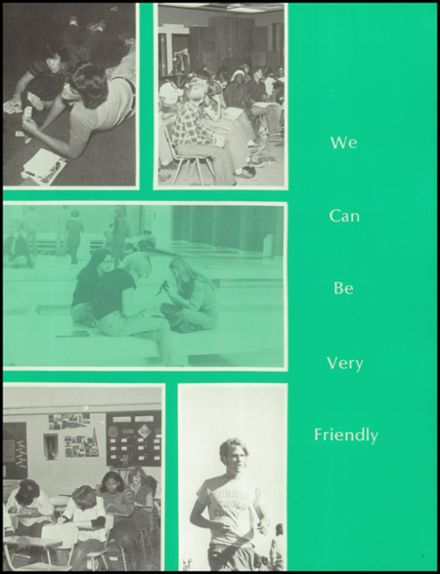 1978 Bryan High School Yearbook Page 9