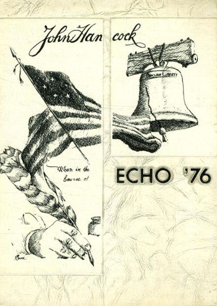 1976 St. Dominic Regional High School Yearbook Cover