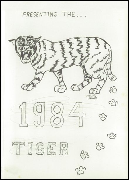 1984 Collins High School Yearbook Page 5
