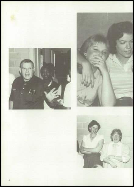 1984 Collins High School Yearbook Page 8