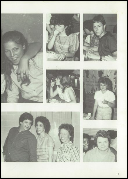 1984 Collins High School Yearbook Page 9