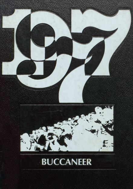 1977 Covington High School Yearbook Cover