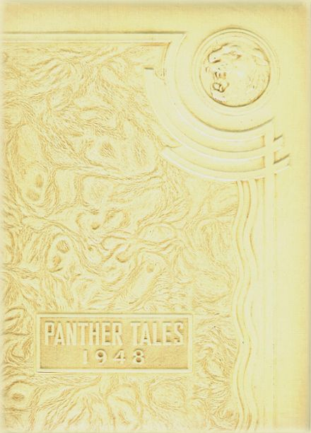 1948 Parma High School Yearbook Cover