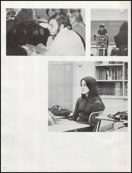 1974 Rhinelander High School Yearbook Page 8
