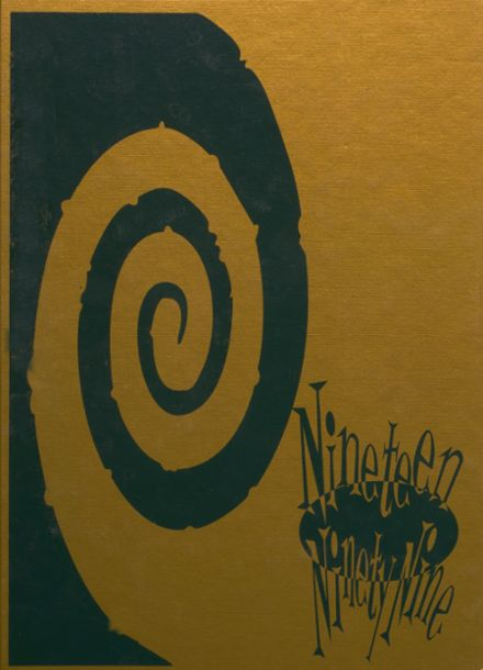 1999 Moody High School Yearbook Cover