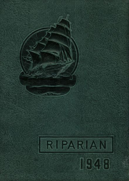 1948 Broad Ripple High School 717 Yearbook Cover