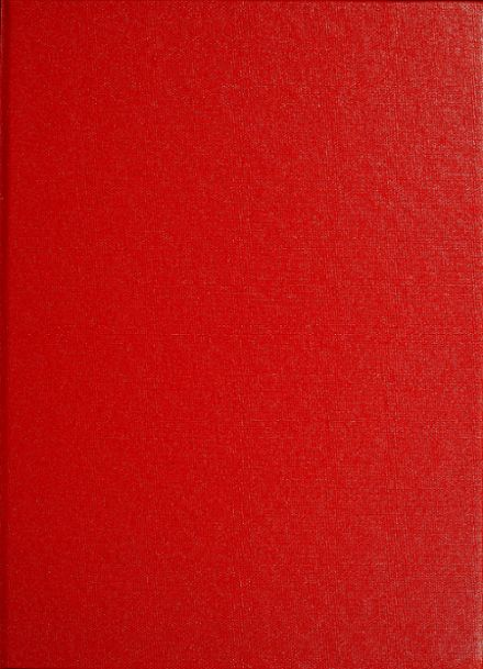 1953 Ossian High School Yearbook Cover