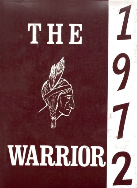 1972 Oaks-Mission High School Yearbook Cover