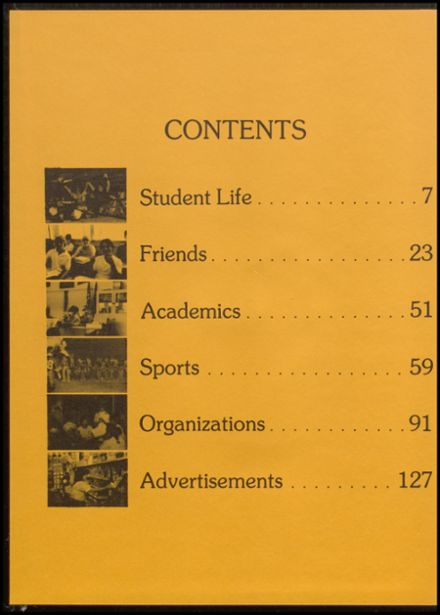 1983 Yorktown High School Yearbook Page 2
