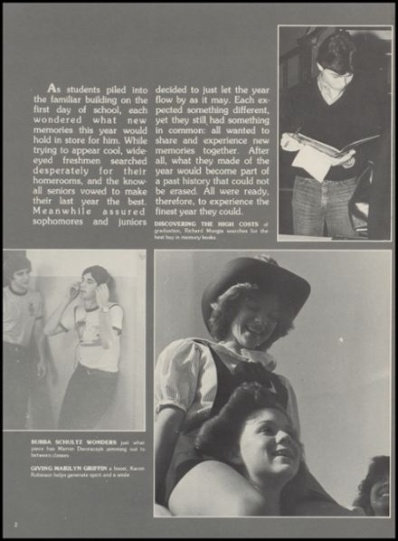 1983 Yorktown High School Yearbook Page 6