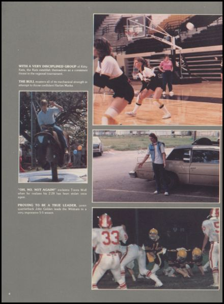 1983 Yorktown High School Yearbook Page 8