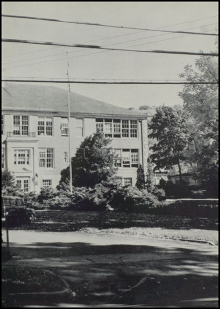 1958 New Milford High School Yearbook Page 9